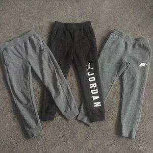 x3 Kids Sweat Pants size 6